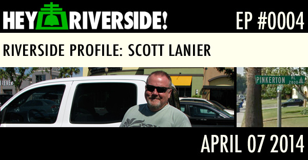 RIVERSIDE PROFILE WITH SCOTT LANIER