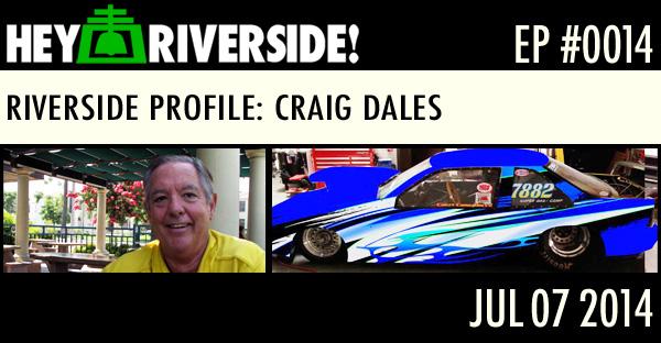 RIVERSIDE PROFILE: CRAIG DALES