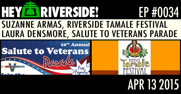 TAMALES AND VETERANS: SUZANNE ARMAS & LAURA DENSMORE