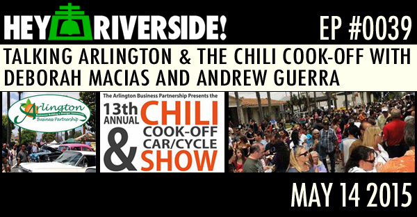 ARLINGTON AND CHILI: DEBORAH MACIAS &: ANDREW GUERRA