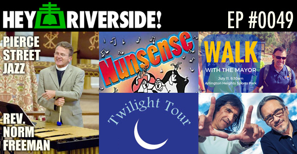RIVERSIDE WEEKEND: Friday July 10 2015