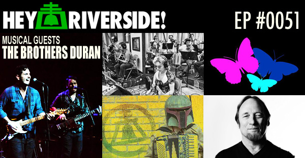 EP0051 - RIVERSIDE WEEKEND Friday July 24 2015