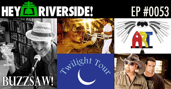 RIVERSIDE WEEKEND: FRIDAY AUGUST 07 2015