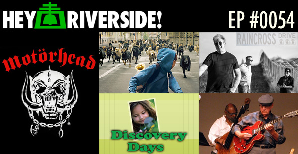 RIVERSIDE WEEKEND: FRIDAY AUGUST 14 2015