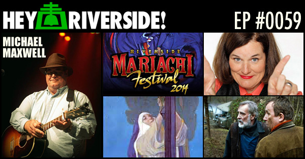 RIVERSIDE WEEKEND: FRIDAY SEPTEMBER 18 2015 WITH MICHAEL MAXWELL