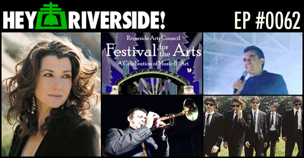 RIVERSIDE WEEKEND: FRIDAY OCTOBER 09 2015