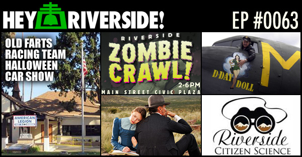 RIVERSIDE WEEKEND: FRIDAY OCTOBER 16 2015