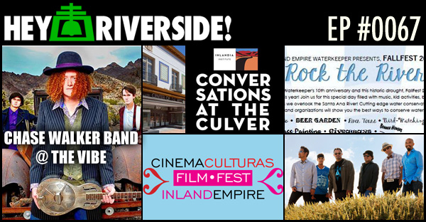 RIVERSIDE WEEKEND: FRIDAY NOVEMBER 13 2015