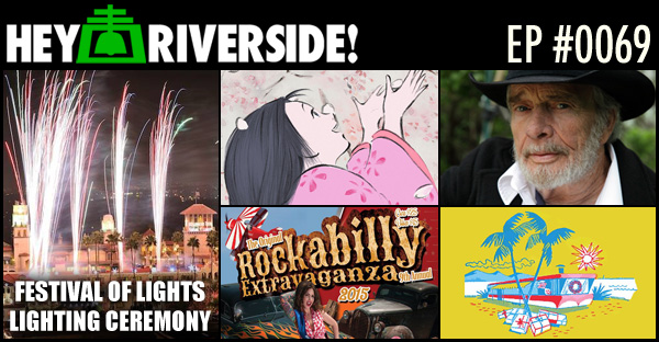EP0069 - RIVERSIDE WEEKEND FRIDAY NOVEMBER 27 2015