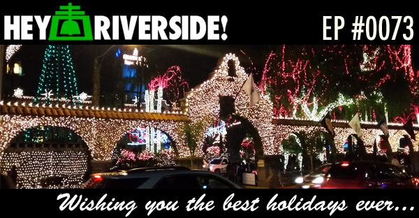 RIVERSIDE WEEKEND: FRIDAY DECEMBER 25 2015