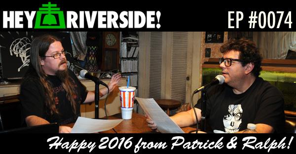 EP0074 - RIVERSIDE WEEKEND THURSDAY DECEMBER 31 2015