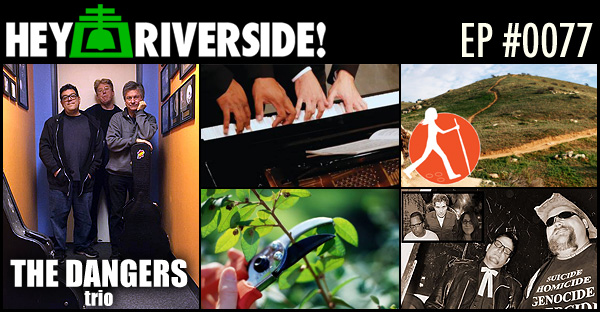 EP0077 - RIVERSIDE WEEKEND FRIDAY JANUARY 15 2016
