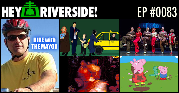 RIVERSIDE WEEKEND: FRIDAY FEBRUARY 19 2016