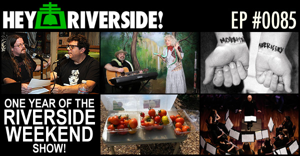 EP0085 - RIVERSIDE WEEKEND FRIDAY MARCH 04 2016