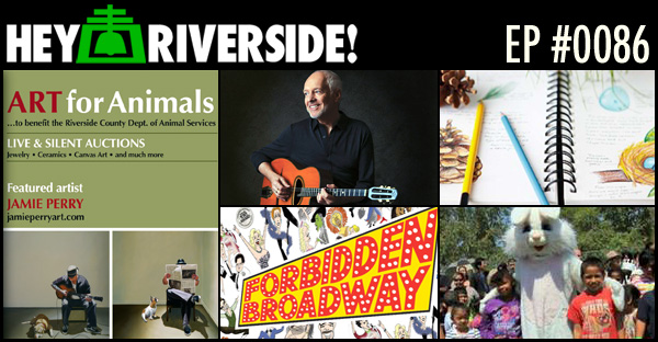 RIVERSIDE WEEKEND: FRIDAY MARCH 11 2016