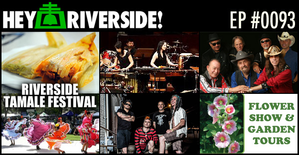 RIVERSIDE WEEKEND: FRIDAY APRIL 15 2016