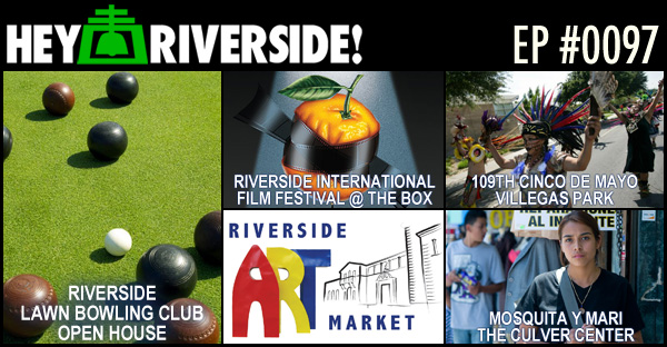 RIVERSIDE WEEKEND: FRIDAY MAY 06 2016