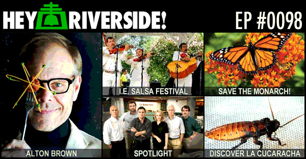 RIVERSIDE WEEKEND: FRIDAY MAY 13 2016