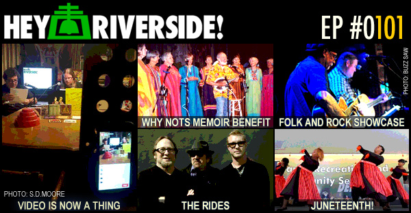 EP0101 - RIVERSIDE WEEKEND FRIDAY JUNE 03 2016