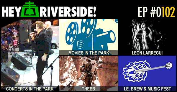 RIVERSIDE WEEKEND: FRIDAY JUNE 10 2016