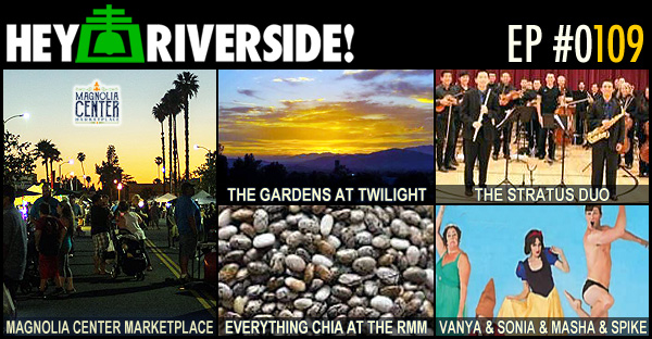 RIVERSIDE WEEKEND: FRIDAY JULY 15 2016