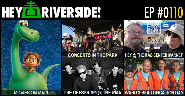 RIVERSIDE WEEKEND: FRIDAY JULY 22 2016