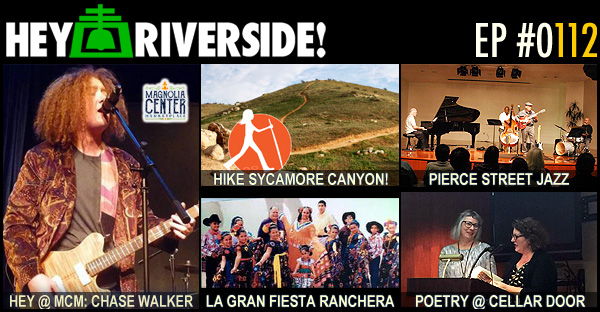 RIVERSIDE WEEKEND: FRIDAY AUGUST 05 2016