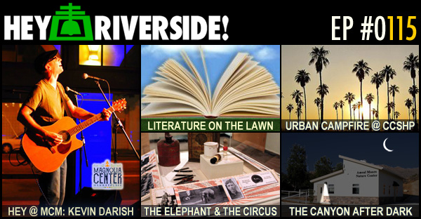 RIVERSIDE WEEKEND: FRIDAY AUGUST 26 2016