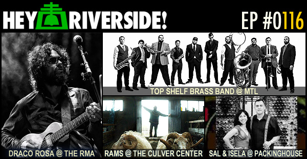EP0116 - RIVERSIDE WEEKEND FRIDAY SEPTEMBER 02 2016