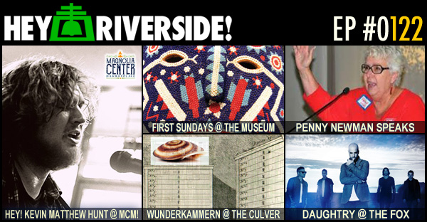 EP0122 - RIVERSIDE WEEKEND FRIDAY SEPTEMBER 30 2016