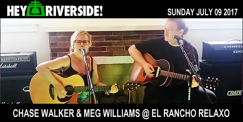 Chase Walker and Meg Williams - Sunday July 9th 2017