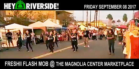 Freshii Flash Mob - Friday September 8th 2017