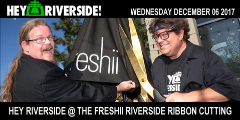 At Large: Freshii Ribbon Cutting - Sunday December 10th 2017