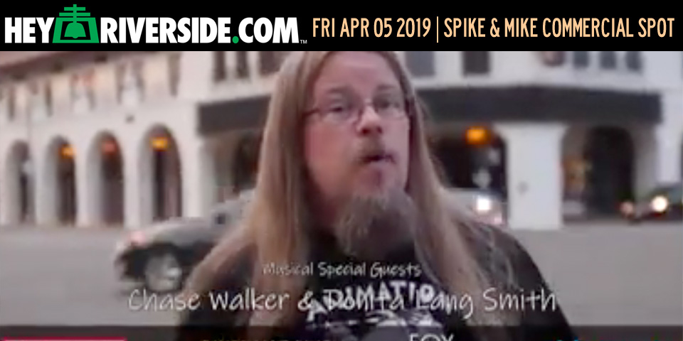 At Large: Commercial for Spike & Mike's Sick And Twisted Festival Of Animation - Friday April 5th 2019