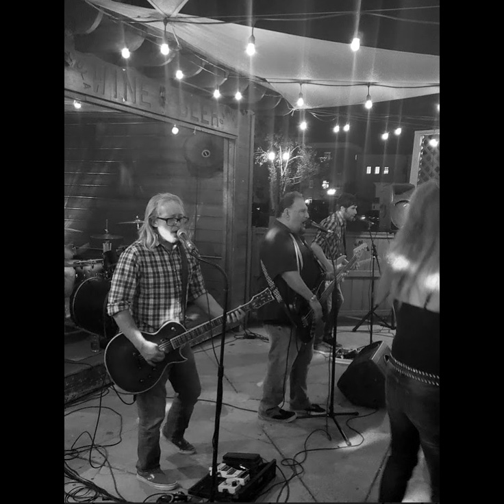 The Little George Band (So Cal, classic covers)