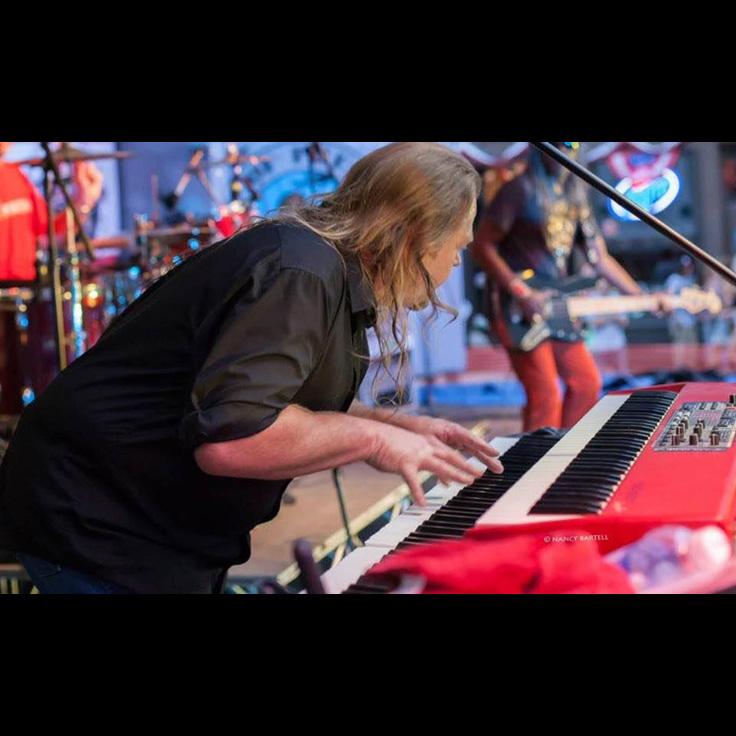 The Brett Miller Blues Band (Riverside) and Jam