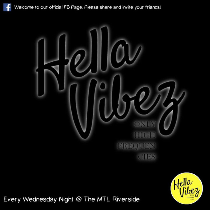 Hella Vibez! Open Mic and Jam Session