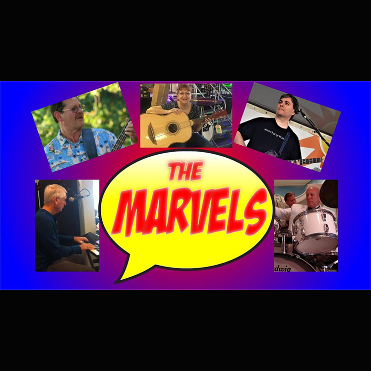 The Marvels (Redlands, rock country)