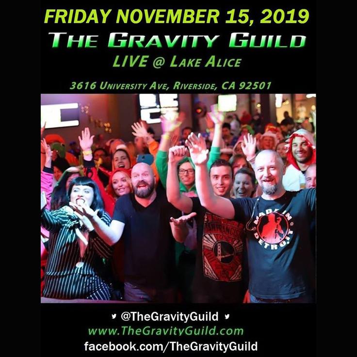 The Gravity Guild (Los Angeles/rock alternative)