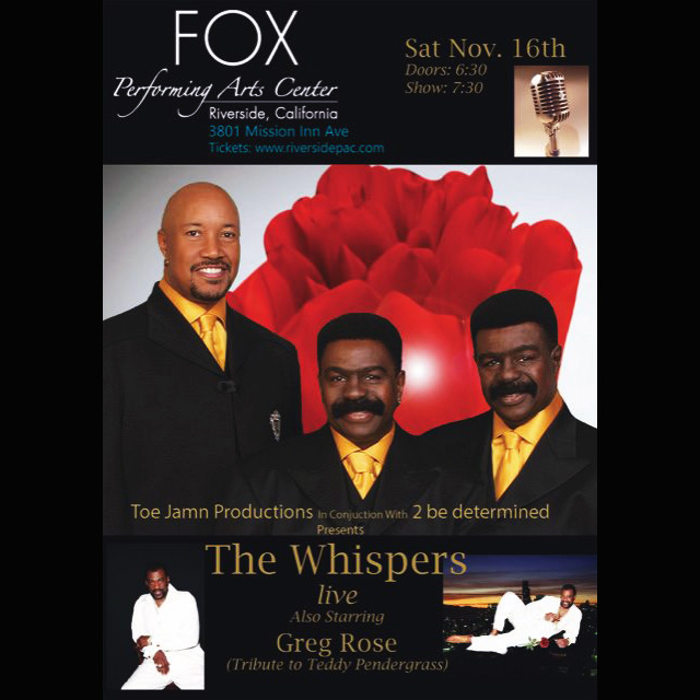 The Whispers (vocal soul)