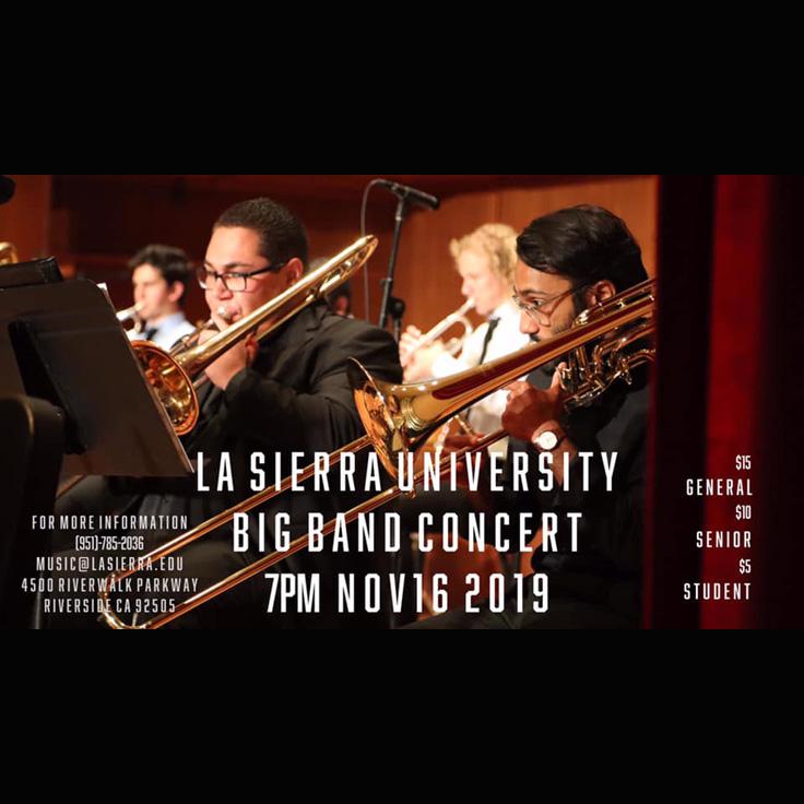 La Sierra University Big Band