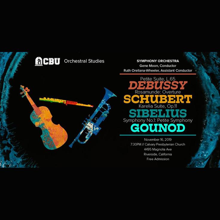 CBU Symphony Orchestra