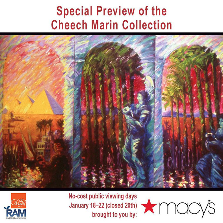 Special Preview of the Cheech Marin Collection
