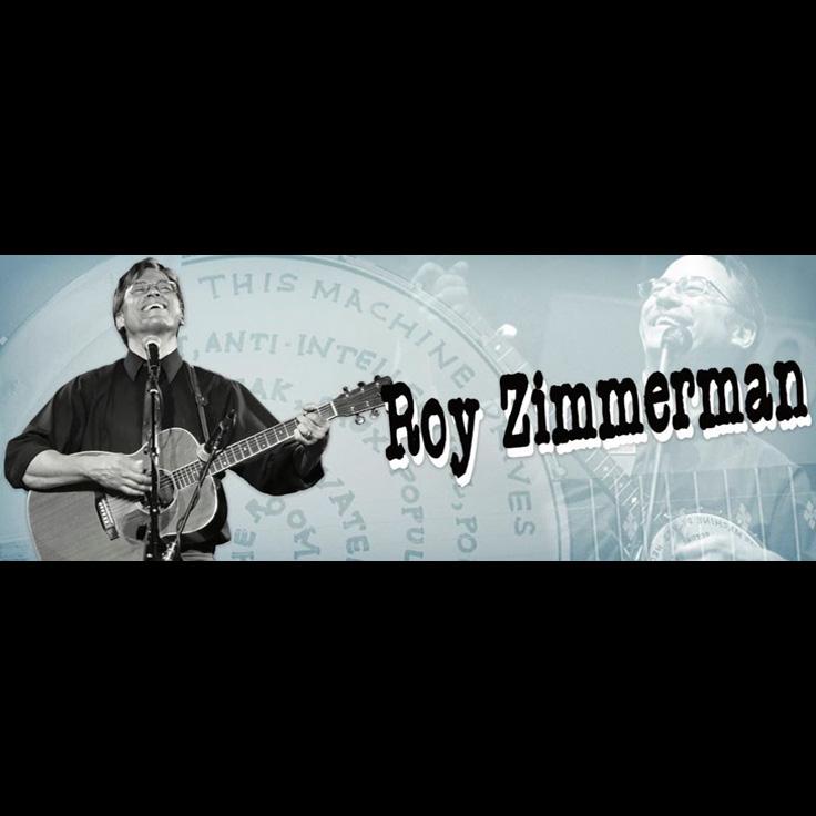 Roy Zimmerman (singer songwriter)