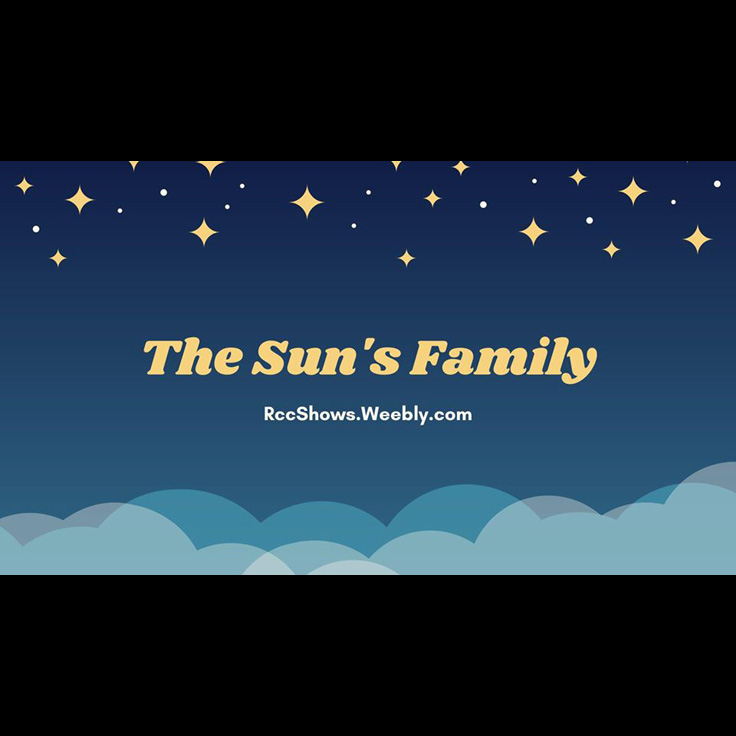 The Sun's Family