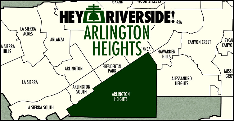 Arlington Heights neighborhood