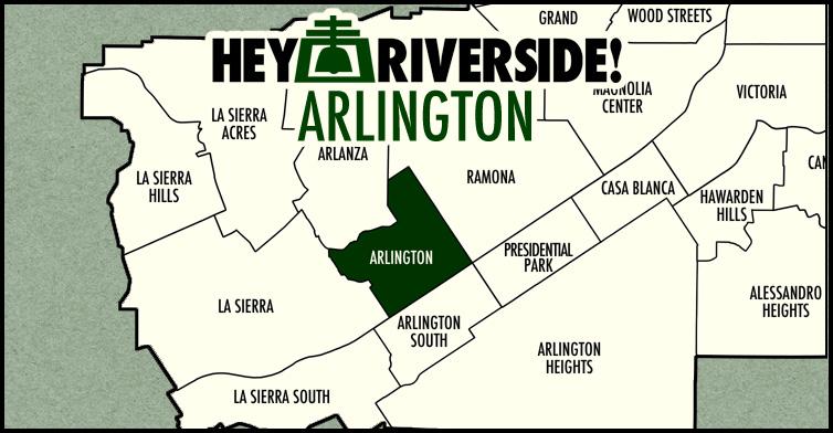 Arlington neighborhood