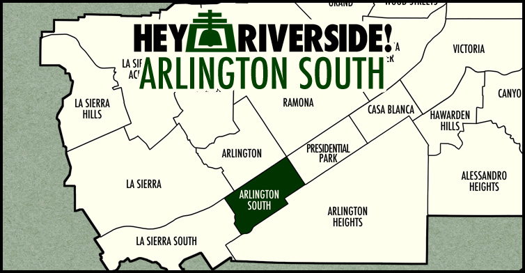 Arlington South neighborhood