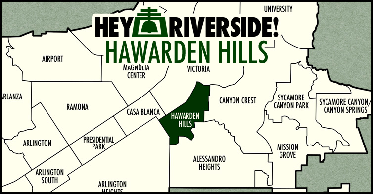 Hawarden Hills neighborhood