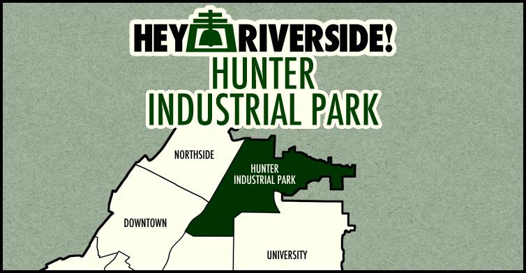 Hunter Industrial Park neighborhood